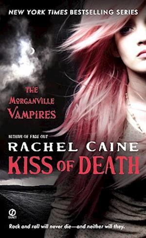 Bog, paperback Kiss of Death af Rachel Caine