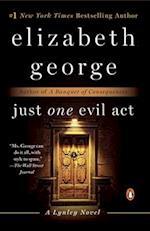 Just One Evil Act af Elizabeth George