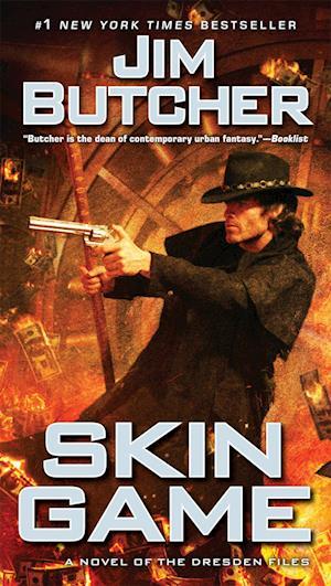 Skin Game af Jim Butcher