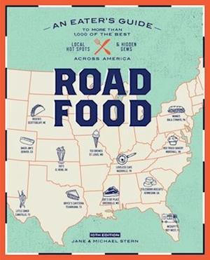 Bog, paperback Roadfood af Jane Stern
