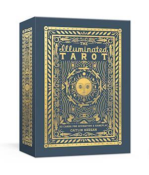 Bog, paperback The Illuminated Tarot af Caitlin Keegan