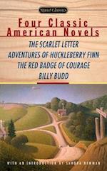 4 Classic American Novels af Stephen Crane, Mark Twain, Sandra Newman