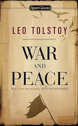 War and Peace af Leo Tolstoy, Pat Conroy