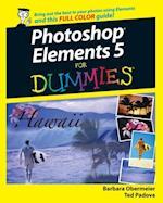 Photoshop Elements 5 For Dummies af Barbara Obermeier
