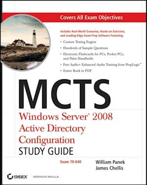 MCTS Windows Server 2008 Active Directory Configuration Study Guide af James Chellis