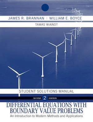 Differential Equations, Student Solutions Manual af James R. Brannan, William E. Boyce