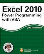 Excel 2010 Power Programming with VBA (Mr. Spreadsheet's Bookshelf)