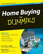 Home Buying For Dummies af Eric Tyson
