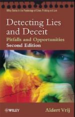Detecting Lies and Deceit (Wiley Series in Psychology of Crime, Policing And Law)