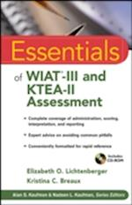 Essentials of WIAT-III and KTEA-II Assessment af Elizabeth O. Lichtenberger