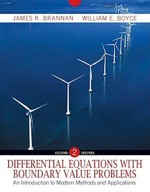 Differential Equations with Boundary Value Problems af William E. Boyce, James R. Brannan