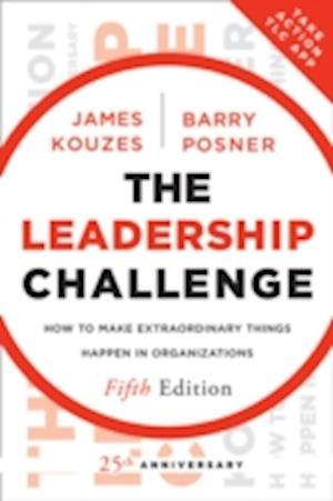 The Leadership Challenge af James M Kouzes