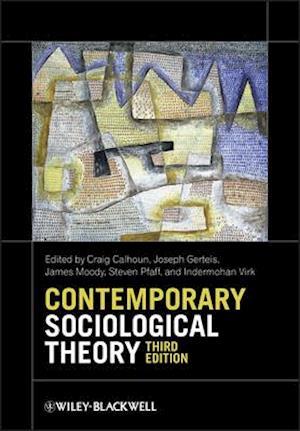 Contemporary Sociological Theory af James Moody, Steven Pfaff, Craig Calhoun