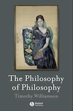 Philosophy of Philosophy af Timothy Williamson