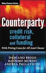 Counterparty Credit Risk, Collateral and Funding af Damiano Brigo
