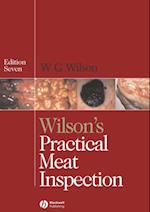 Wilson's Practical Meat Inspection af William Wilson