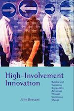 High Involvement Innovation af John Bessant