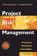 Project Risk Management af Stephen Ward, Chris Chapman