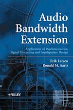 Audio Bandwidth Extension af Erik Larsen