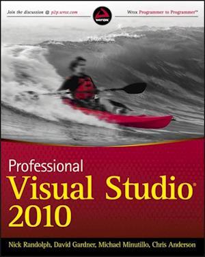 Professional Visual Studio 2010 af David Gardner