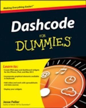 Dashcode For Dummies af Jesse Feiler