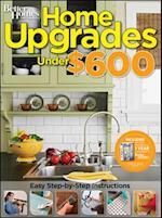 Home Upgrades Under $600 (Better Homes & Gardens Decorating)