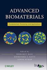 Advanced Biomaterials af Bikramjit Basu