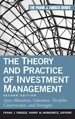 The Theory and Practice of Investment Management af Harry M Markowitz, Frank J Fabozzi