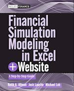 Financial Simulation Modeling in Excel af Keith A Allman, Josh Laurito, Michael Loh