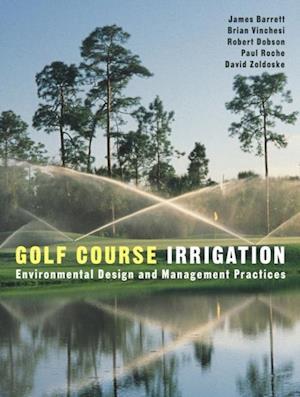 Golf Course Irrigation af James Barrett