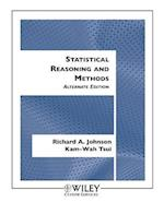 Statistical Reasoning & Methods