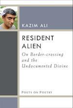 Resident Alien af Kazim Ali