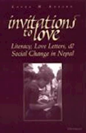 Invitations to Love af Laura M. Ahearn