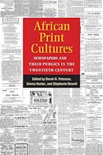 African Print Cultures (African Perspectives)