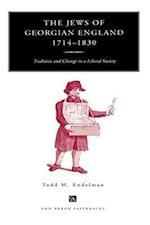 The Jews of Georgian England, 1714-1830 af Todd M. Endelman