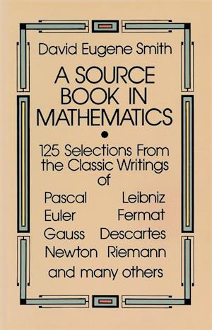 Source Book in Mathematics af David Eugene Smith