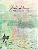 Claude Debussy Piano Music 1888-1905 (Dover Music for Piano)