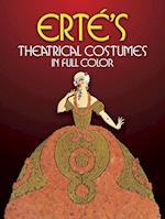 Erte's Theatrical Costumes in Full Color (Dover Fine Art, History of Art)