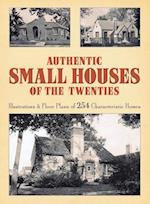 Authentic Small Houses of the Twenties (Dover Books on Architecture)