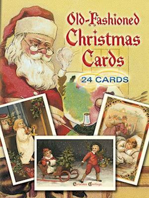 Old-Fashioned Christmas Postcards af Gabriella Oldham