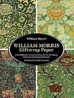 William Morris Giftwrap Paper af Elaine Norman, William Morris