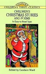 Children's Christmas Stories and Poems af Children's Dover Thrift, Christmas