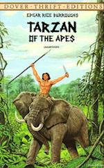 Tarzan of the Apes af Edgar Rice Burroughs, Edgar Burroughs, Dover Thrift Editions