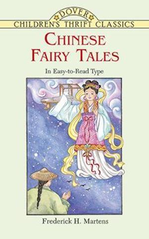 Bog, paperback Chinese Fairy Tales af F H Martens