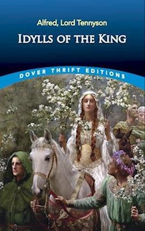 Bog, paperback Idylls of the King af Alfred Tennyson