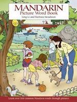Mandarin Picture Word Book af Ling Li