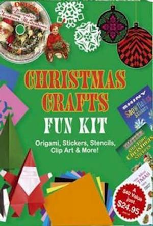 Christmas Crafts Fun Kit af Not Available, Dover Publications Inc
