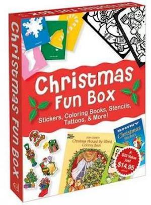 Christmas Fun Box af Dover Publications Inc, Dover