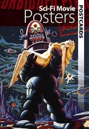 Sci-Fi Movie Posters Postcards af Dover, Dover Publications Inc