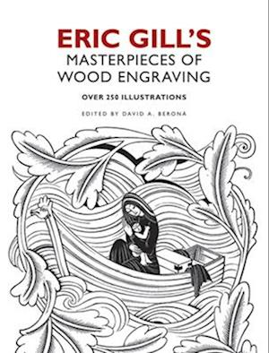 Eric Gill's Masterpieces of Wood Engraving af Eric Gill